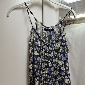 Forever21 Floral Tank